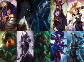 New free champion rotation new week: Kindred, Syndra,Lissandra, Nautilus and more!