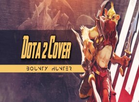 Make Cover Facebook style Dota 2