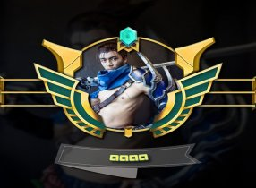 Make Avatar LOL Mastery level 7
